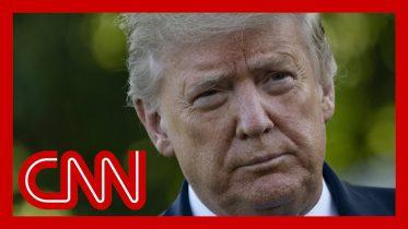 Donald Trump: 'Vaccine or no vaccine, we're back' 6