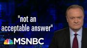 Lawrence: Trump's Reelection Plan Is To Lie About Coronavirus Deaths | The Last Word | MSNBC 5