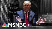 Trump Criticizes Fauci's Senate Testimony As U.S. Death Toll Tops 84,500 | The 11th Hour | MSNBC 4