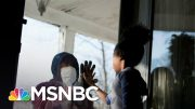 Stay Home Or Open Up? U.S. Political Divide Hits Coronavirus Response | The 11th Hour | MSNBC 4