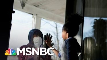 Stay Home Or Open Up? U.S. Political Divide Hits Coronavirus Response | The 11th Hour | MSNBC 10