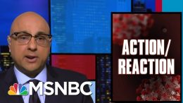 Federal Role Among White House Objections To Shelved CDC Guide: AP | Rachel Maddow | MSNBC 4