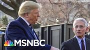 Trump Dismisses Dr. Fauci's Warnings About Reopening Too Soon | Morning Joe | MSNBC 3