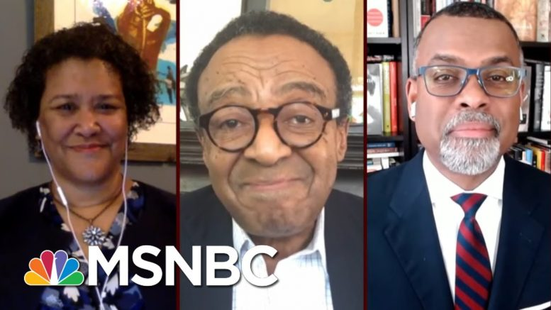 A Roundtable Discussion On The Times' 1619 Project | Morning Joe | MSNBC 1