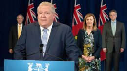 Ford calls out Ottawa: 'We need a national plan for contact tracing' 9