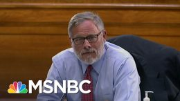 Sen. Burr Steps Down As Intel Chair Amid Investigation Of His Stock Sales | Andrea Mitchell | MSNBC 8