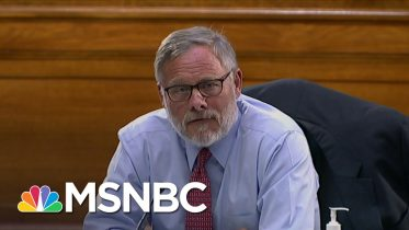 Sen. Burr Steps Down As Intel Chair Amid Investigation Of His Stock Sales | Andrea Mitchell | MSNBC 6