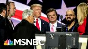 Chris Hayes: Trump Continues Abusing Power To Punish 'Enemies' & Reward Associates | All In | MSNBC 1
