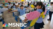 Why It's So Difficult To Safely Reopen Schools In The Era Of COVID-19 | All In | MSNBC 4