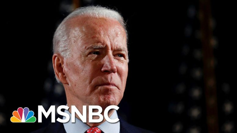 Biden: 'To Be Honest With You, I Don't' Remember Tara Reade | The Last Word | MSNBC 1