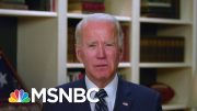 Joe Biden Says He Would Not Pardon President Donald Trump | The Last Word | MSNBC 3