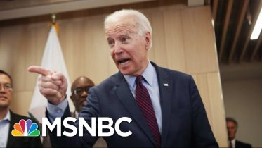 Biden Discusses How Coronavirus Has Factored Into His Healthcare Plan | The Last Word | MSNBC 6
