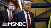 Trump Suggests Testing Is Overrated As Whistleblower Torches Virus Response | The 11th Hour | MSNBC 4