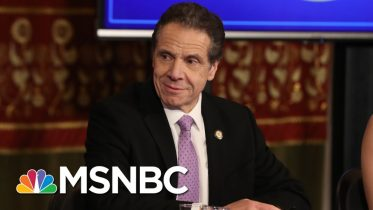 It's Not About Meat: Cuomo Cites Worker Crowding In Outbreaks At Food Plants | Rachel Maddow | MSNBC 1