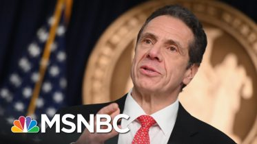 Cuomo Not Hopeful For Stronger Federal Role If Second Wave Comes | Rachel Maddow | MSNBC 6