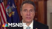 Cuomo: The PPE Shortage Has Now Become A Testing Supply Shortage | Rachel Maddow | MSNBC 5