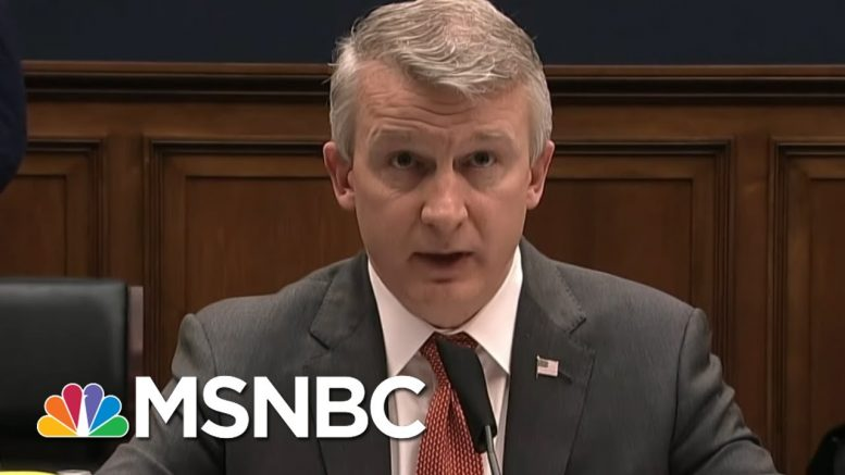 Ousted Federal Health Official Details Government's Deadly Failures In COVID-19 Response | MSNBC 1