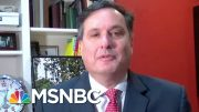 Obama's Ebola Czar Criticizes Trump WH Virus Response | Morning Joe | MSNBC 5