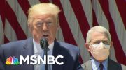 Trump Discusses 'Operation Warp Speed' To Develop And Distribute Vaccines | MSNBC 2