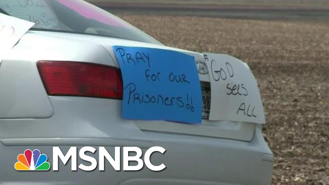 Prison Virus Outbreaks May Be Under-Reported Due To Lack Of Testing | MTP Daily | MSNBC 4