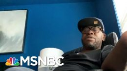 'Not A Hoax': Undercutting Trump, Rapper Scarface Talks COVID Diagnosis, Pacino Inspiration | MSNBC 2
