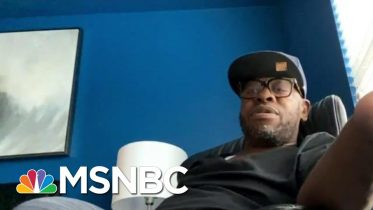 'Not A Hoax': Undercutting Trump, Rapper Scarface Talks COVID Diagnosis, Pacino Inspiration | MSNBC 1