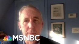 Longtime Trump Insider: COVID 'Deaths Don't Matter To Him' | The Beat With Ari Melber | MSNBC 1