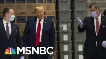 Hayes To Right-Wing: Nothing Is Stupider Than Not Wearing Mask As 'Badge Of Honor' | All In | MSNBC 6