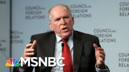 'This Should Worry All Americans': Fmr. CIA Head On Trump Unleashing DOJ On 'Enemies' | MSNBC 3