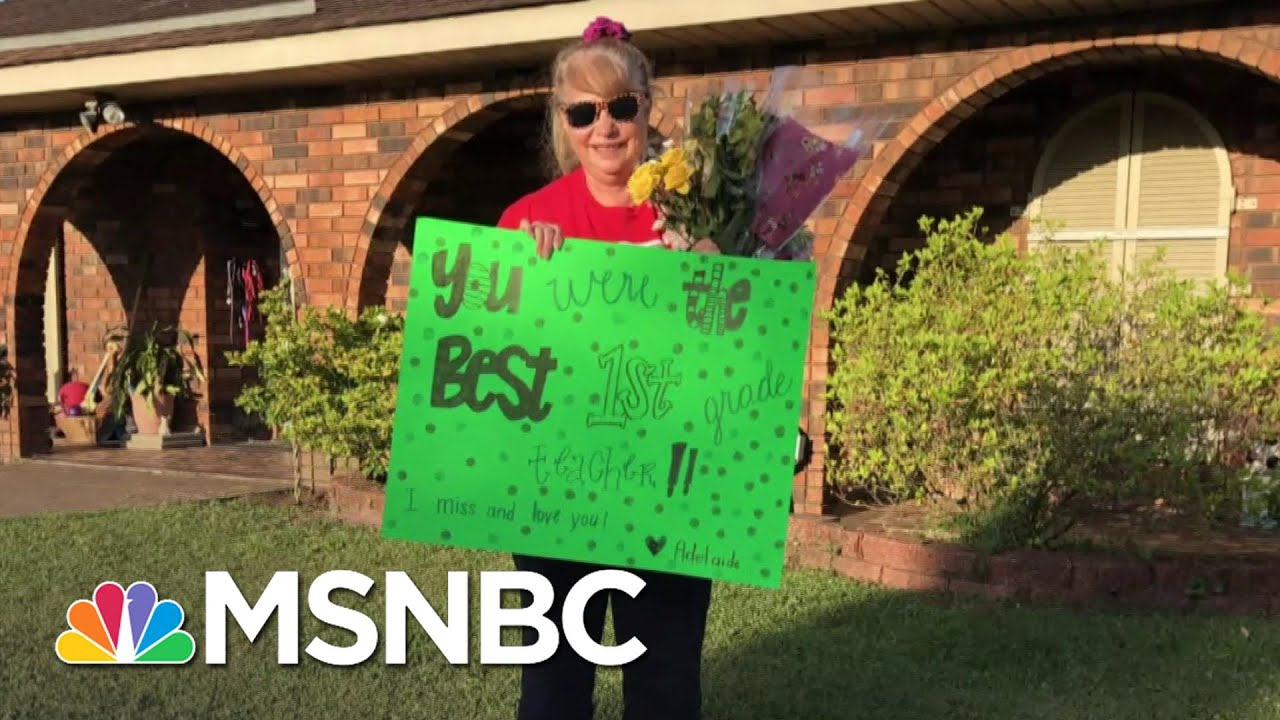 Teachers Share How Their Jobs Have Changed And The Thanks They've Received | The Last Word | MSNBC 5