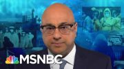 Ali Velshi: It's 'Alarming' That The COVID-19 Pandemic Is Becoming Political | The Last Word | MSNBC 4