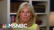 Jill Biden: We Need To Expand Broadband Access To 'Equalize Education' | MSNBC 2