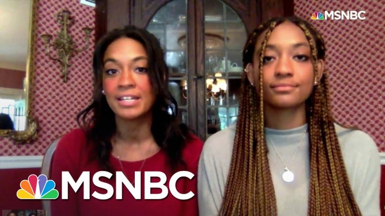 College Graduates: How Do We Compete In A Pandemic Job Market?   MSNBC 1