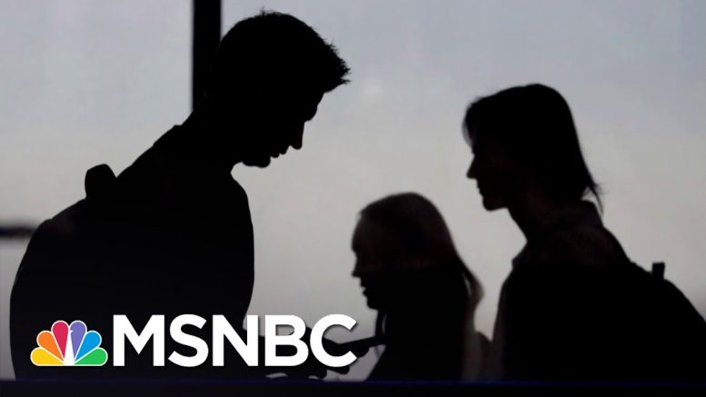 Jill Biden: 'We Need Help With Mental Health In Our Schools' | MSNBC 1