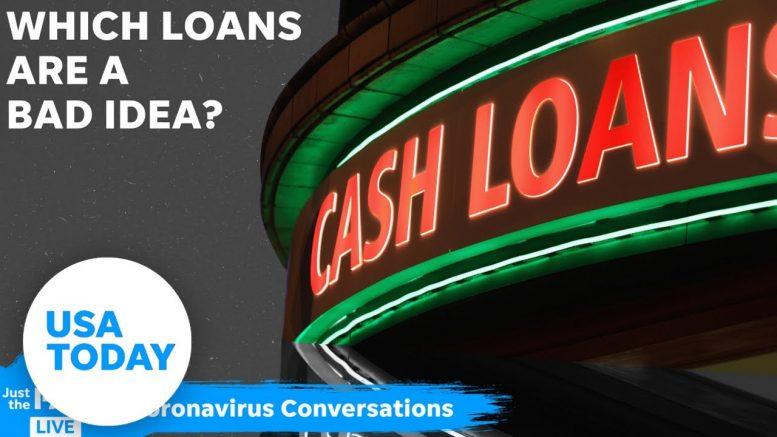 Do's and Don'ts about loans during COVID-19 | USA TODAY 1