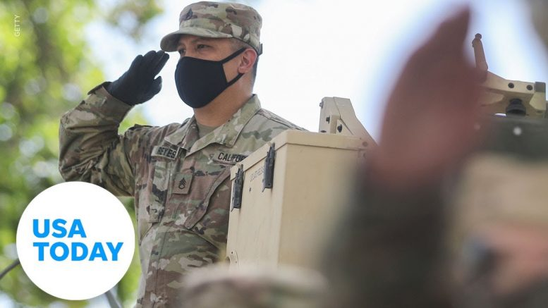 Army weighs risks of reopening during COVID-19 | USA TODAY 1