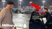 Couple's new car has unexpected bonus gift | Militarykind 5