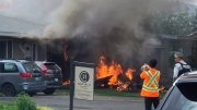"""It was quite scary, I was shaking"": B.C. neighbourhood reeling after deadly Snowbirds crash 2"