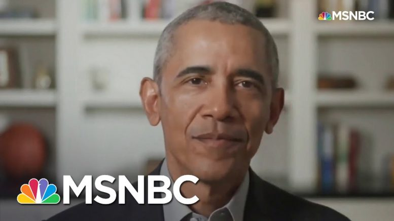 White House Responds To Criticism From Obama On Coronavirus Response During Commencement | MSNBC 1