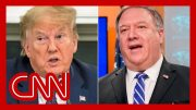 Trump says Pompeo asked him to fire inspector general 3
