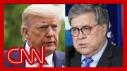 Trump 'surprised' by Barr's Obama comments 4