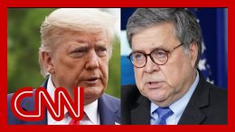 Trump 'surprised' by Barr's Obama comments 8