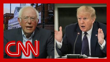 Bernie Sanders says Trump is trying to deflect from these two things 6