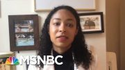 How Coronavirus Affected A Healthy, Young Runner | Morning Joe | MSNBC 4