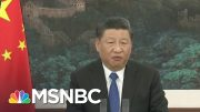 100 Countries Push For Investigation Into WHO's COVID-19 Response As Blame Game Intensifies | MSNBC 2