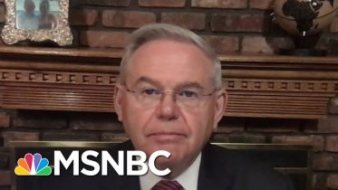 Menendez With Rep. Engel Launching Probe Of State Dept. Watchdog Firing | Andrea Mitchell  | MSNBC 6