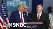 'Damage Done': Trump's Virus Purge Backfires As Congress Zeroes In On Fired Watchdogs | MSNBC 4