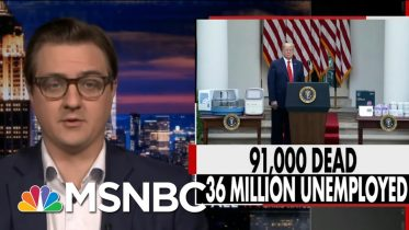 Chris Hayes: GA, TX, FL Are Taking Very High-Level Risk With Very Uncertain Future | All In | MSNBC 6