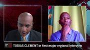 GRENADA'S OPPOSITION LEADER TOBIAS CLEMENT speaks 3