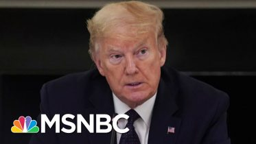 Trump Claims He's Taking Hydroxychloroquine As U.S. Deaths Top 91,000 | The 11th Hour | MSNBC 6